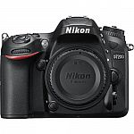 D7200 Nikon DX Format 24.2MP Digital SLR Camera Body, Certified Refurbished $650