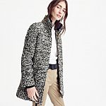 Today only! J.Crew Extra 40% Off Purchase (including New Arrivals) + Free Shipping on All Orders