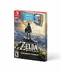 The Legend of Zelda: Breath of the Wild - Explorer's Edition Limited Edition (Nintendo Switch) $49