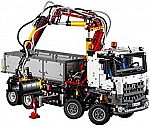 Black Friday Sale: LEGO Technic Mercedes-Benz Arocs 3245 42043 Building Kit $160 and more + free nutcracker set
