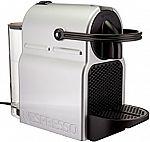 Nespresso Inissia Espresso Machine by De'Longhi $66