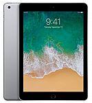 """32GB Apple iPad 9.7"""" WiFi Tablet (2017) $250"""