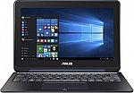 "ASUS VivoBook Laptop (11.6"" Full HD Touch, Celeron 2.48 GHz, 4GB, 32GB) $199"