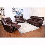 BJs Cyber Monday Sale: eBello Home Peabody 3-Pc. Leather Gel Reclining Sofa Set $1799 and more