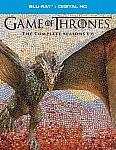 Game of Thrones: Seasons 1-6 [Blu-ray] $60 (Org $180)