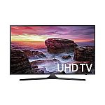 "Samsung 55""  4K Ultra HD Smart TV (UN55MU6290) + $50 Gift Card $498"
