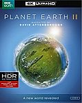 Planet Earth II 4K (Standard Edition, Blu-ray + 4K) $27.99