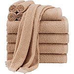 10-Piece Mainstays Towel Set $7 (Save 50%)