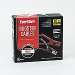 Everstart 16 Foot 6-Gauge Booster Cables $9.98