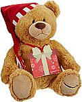 $100 Amazon.com Gift Card + Holiday 2017 Teddy Bear  (Prime Exclusive) $100