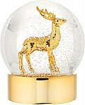 Lenox Tree and Reindeer Golden Snowglobe $14.99 and more