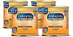 4-Pack Enfagrow Premium Toddler Transitions Formula Powder, 20 Ounce Can $38.65