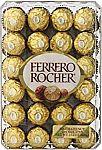48-Count Ferrero Rocher Hazelnut Chocolates $10.68