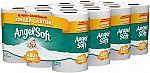 24-Count Angel Soft Mega Roll Toilet Paper $16.94