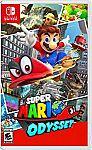 Super Mario Odyssey - Nintendo Switch $45