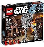 LEGO Star Wars AT-ST Walker (75153) $28 (orig. $40) + Free Shipping
