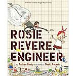 Rosie Revere, Engineer (Hard Cover) $6.90 and more