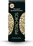 32 oz Wonderful Pistachios, Roasted and Salted $9.86