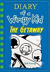 Diary of a Wimpy Kid #12: Getaway  (The Newest Release) $4.10 (org $14) & More