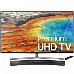 "Samsung 4K Smart HDTV Sale + Earn 4% BuyDig Reward: 65"" UN65MU8000 $1298, 65"" UN65MU9000 $1698"