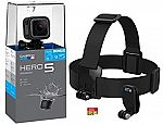GoPro - HERO5 Session 4K Action Camera Bundle $200 (Save $140)