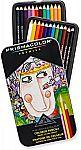 Prismacolor Premier Colored Pencils, Soft Core, 24-Count $8.33