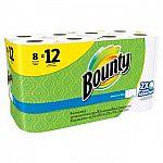 96 Bounty Giant Rolls + $40 Target Gift Card $97.50