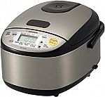 (Lowest Price) Zojirushi NS-LGC05XB Micom Rice Cooker & Warmer $98.40