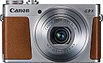 Canon PowerShot G9 X Digital Camera with 3x Optical Zoom $339