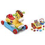 Toys Sale: Vtech Pony-Cash Register Bundle $30 (Org $46) & More