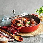 Staub Universal Pan, 4 qt. $99.96 (73% Off)