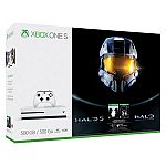 Xbox One S Ultimate Halo Bundle (500GB) $199
