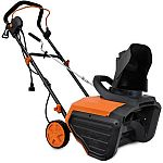 18-inch WEN Snow Blaster 13.5A Electric Snow Thrower $99