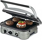 Cuisinart GR-4N 5-in-1 Griddler $45