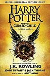 Harry Potter and the Cursed Child Hardcover Book $6.72