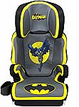 KidsEmbrace Batman Fun-Ride Booster Car Seat $39