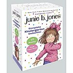 Junie B. Jones Complete Kindergarten Collection: Books 1-17 with paper dolls in boxed se $17.33 (Org $85) & More