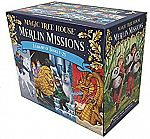 Magic Tree House Merlin Missions #1-25 Boxed Set $34, 4-Books Boxed Set from $3.83 and more