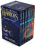 Amazon Kids Book Box Set Sale: Warriors, Percy Jackson, and more