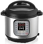 Kohl's Cardholders: Instant Pot 6 Qt 7-in-1 Multi-Use Programmable Pressure Cooker $56 and more