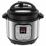 Instant Pot Duo Mini 3 Qt Pressure Cooker $48