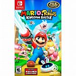 Mario + Rabbids Kingdom Battle - Nintendo Switch $23.99 (Best Buy GCU member only)