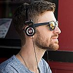 Koss Porta Pro Black On Ear Headphones $28