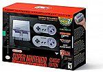 Super NES Classic $79.99 via Amazon PrimeNow, YMMV
