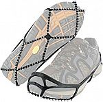 Yaktrax Walk Traction Cleats for Walking on Snow and Ice $9.93 (Org $20)