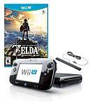 Nintendo Wii U 32GB Breath of the Wild System Bundle (Pre-Owned) $140
