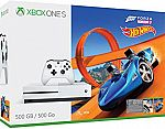 Xbox One S 500GB Console - Forza Horizon 3 Hot Wheels Bundle [Used, good] $165