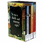 The Wrinkle in Time Quintet Boxed Set $11 (Org $38)