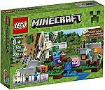 (Lowest Price!) LEGO 21123 Minecraft The Iron Golem $11 (Save 45%)