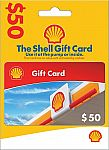Buy $100 Gas Gift Card (Shell, ExxonMobil, BP) Get Free $10 Best Buy Gift Card